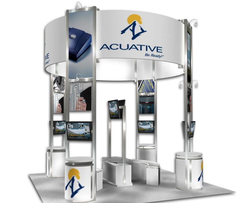 20x20 trade show booth designs ideas and tips
