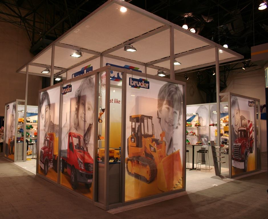 Exhibition Booth Types : Ideas by industry metro exhibits