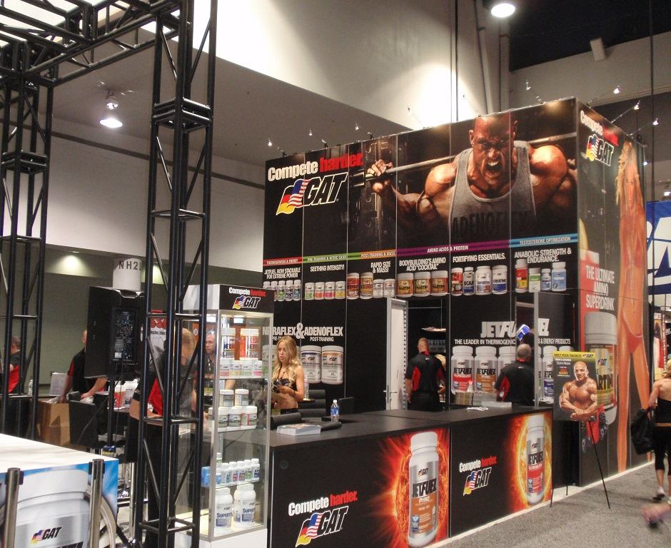 Calendar Picture Ideas : Retail trade show display ideas custom exhibits