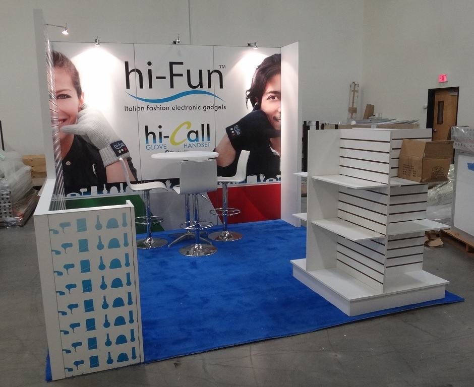 10x10 Trade Show Booth Ideas