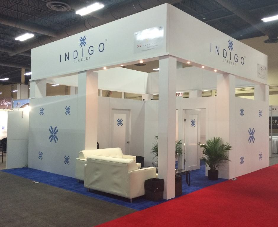 Modern Exhibition Booth : Ideas by booth size metro exhibits