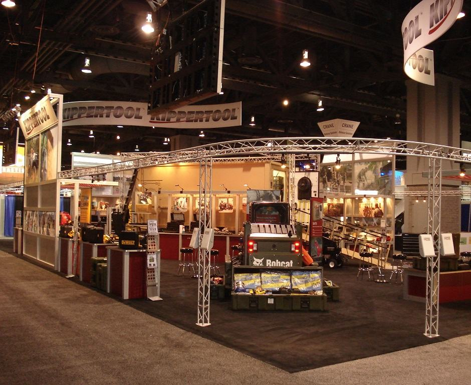 Manufacturing Trade Show Display Ideas Custom Exhibits