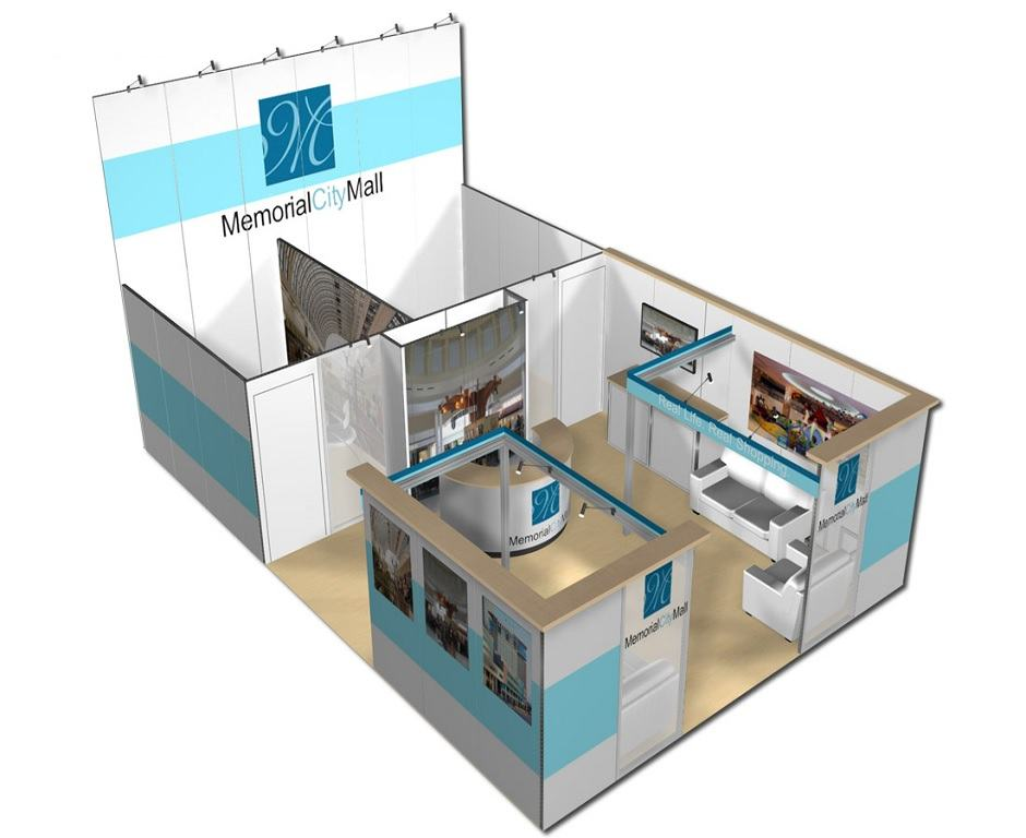 Trade Show Booth Objectives : Ideas by booth size metro exhibits
