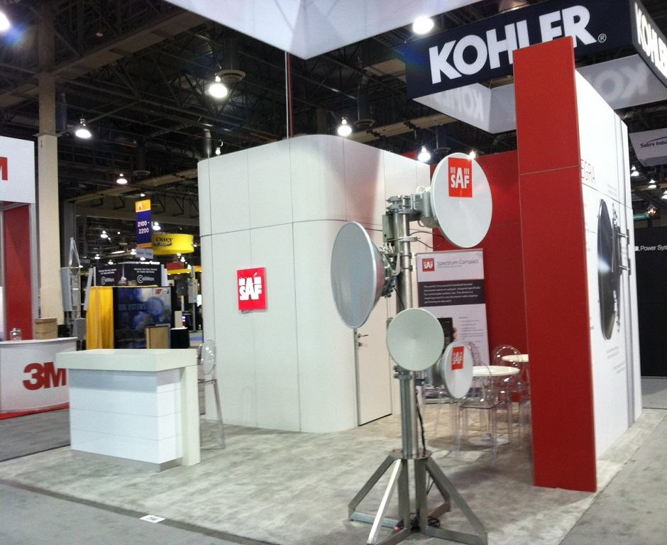 20x20 Trade Show Booth Designs | Ideas and Tips