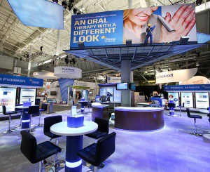 Celgene's Trade Show Exhibits