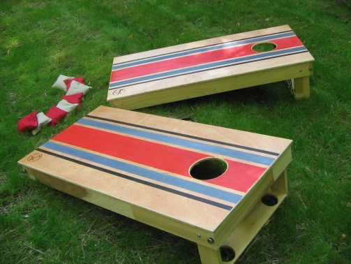 Trade Show Games Cornhole