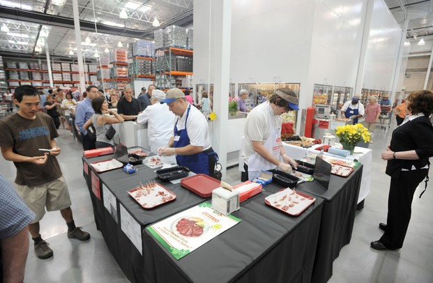 Costco Experiential Marketing
