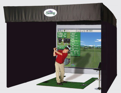 Trade Show Games Golf Simulator