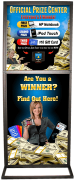 Trade Show Games Prize Decoder