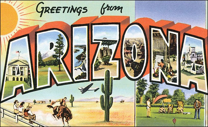 Image result for arizona cartoon