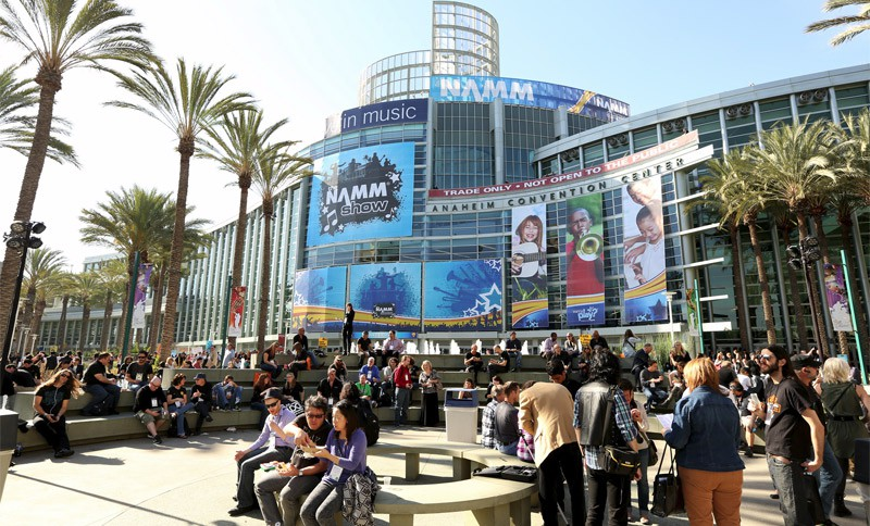 The NAMM Show Trade Show Displays