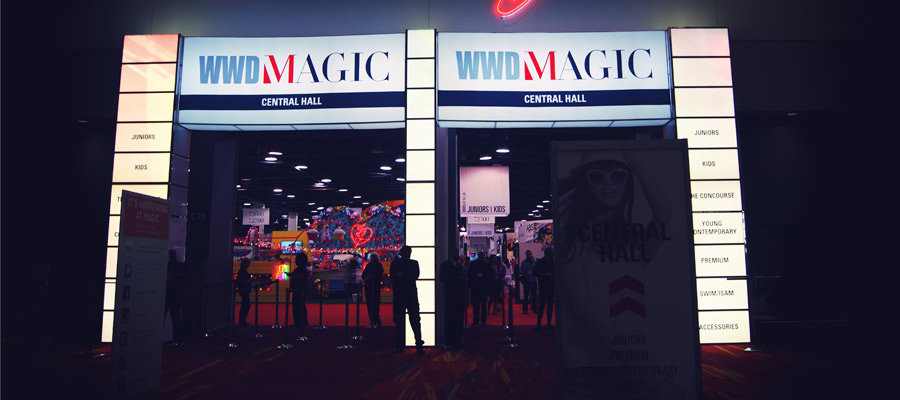 MAGIC Las Vegas Trade Show Displays
