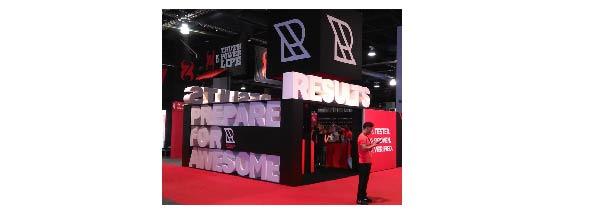 Custom Exhibition Stand Up Comedy : Anaheim ca trade show displays rentals and custom