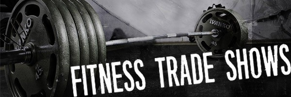 Fitness Trade Shows List