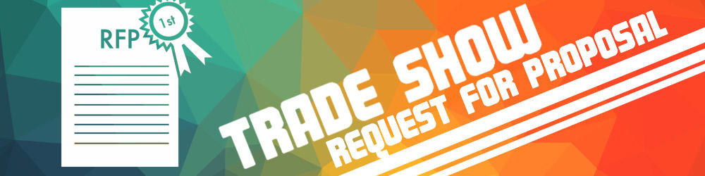 trade show request for proposal rfp