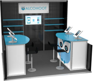 trade show rental design ideas