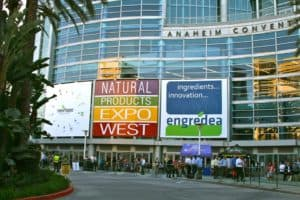 trade show exhibits natural products expo